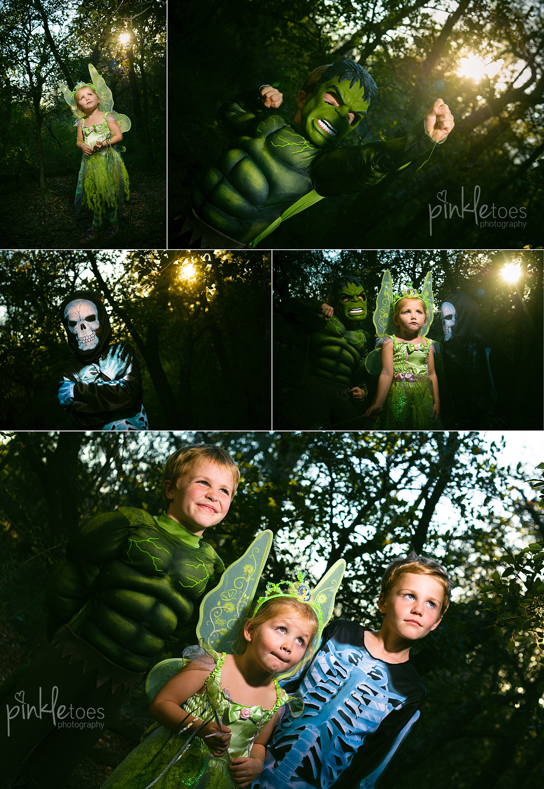 Halloween that almost wasn't. [austin kids photographer] - Pinkle ...