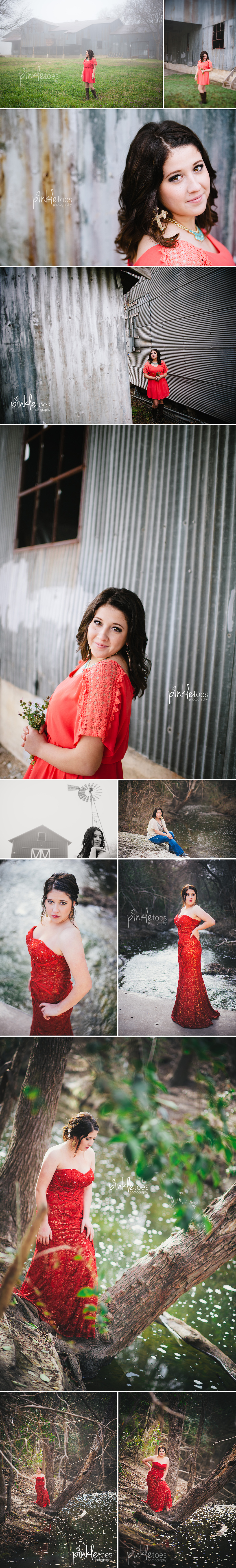hr-austin-vintage-rustic-natural-barn-fog-wildflower-creek-water-senior-portraits
