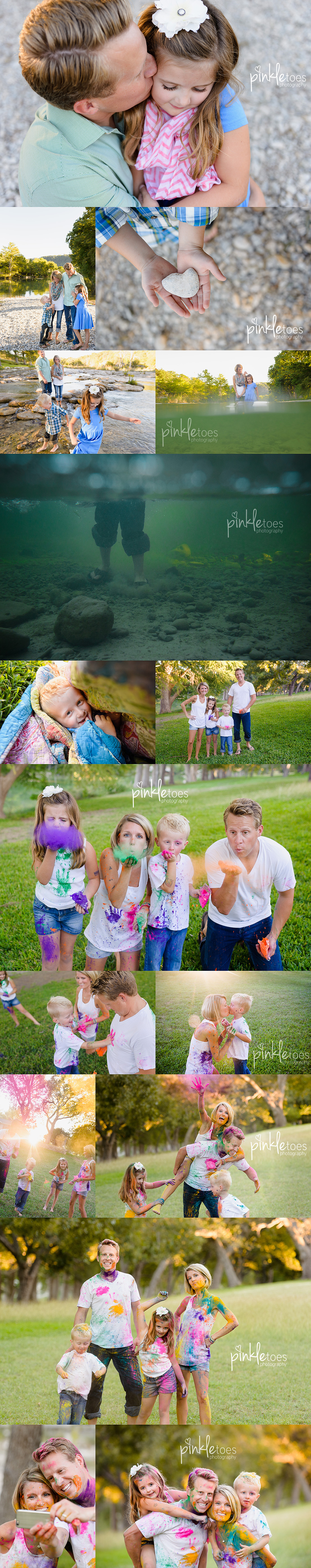 austin-family-underwater-creek-photo-session-color-powder-colorful-family-fun-photography
