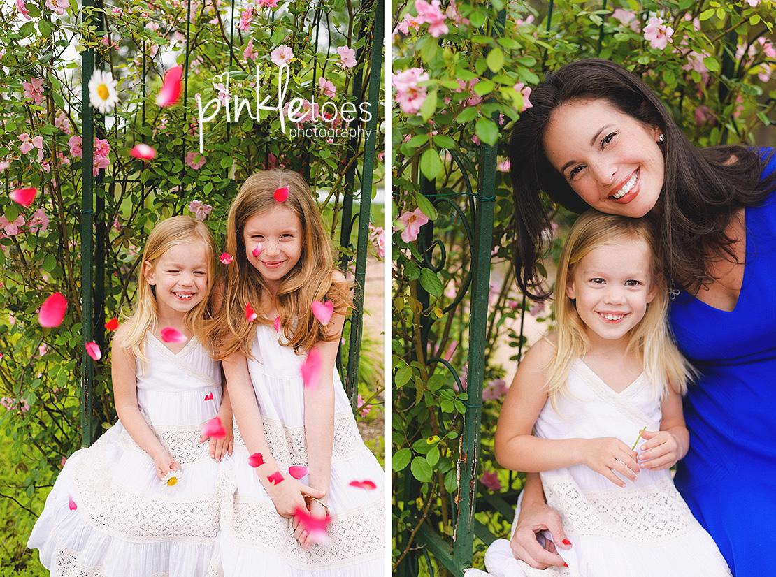 austin-family-classic-portraiture-girls-white-dresses-texas-wildflowers-stream-04