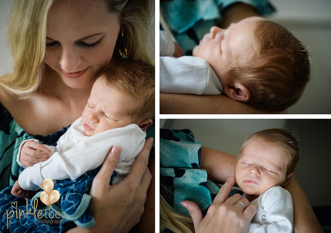 Woodland baby austin lifestyle newborn photographypinkle toes